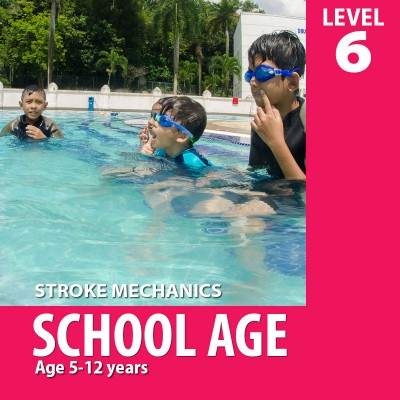 School Age Kids (Level 6)
