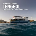 5 Days/4 Nights MV Black Pearl Live-aboard_ Tenggol Island