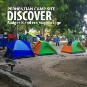 3D/2N Campsite DISCOVER Package