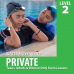 Private Swim Lesson | Level 2