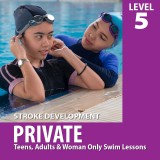 Private Swim Lesson | Level 5