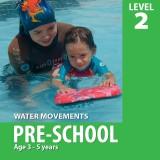 Pre-School Kids Swim Lesson (Level 2)