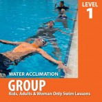 Group Swim Lessons (Level 1)