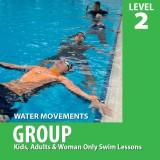 Group Swim Lessons (Level 2)