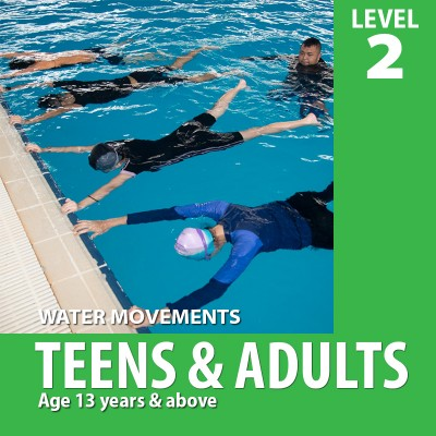 Teens & Adults (Level 02)