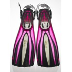 PRE-OWNED MARES EXCEL PLUS FIN (SIZE XS/PINK)