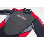 PRE-OWNED BARE 3MM VELOCITY FULL - KIDS/YOUTH (RED/12 YRS)