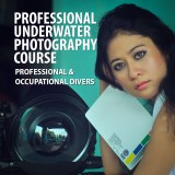 PROFESSIONAL UNDERWATER PHOTOGRAPHER (Beginning/Intermediate)