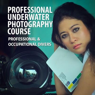 PROFESSIONAL UNDERWATER PHOTOGRAPHER (Beginning/Intermediate)
