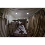 Dormitory cabin room