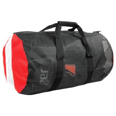 Captain All PVC Mesh Duffel Bag