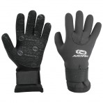 Aropec Castle 3mm Gloves-Black-XS