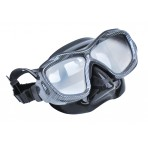 Poseidon Mask 3D - Black/Kevlar, BS