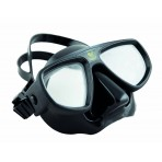 Poseidon Mask Technica, Grey/Black Gomma