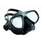 Poseidon Mask Technica, Grey/Black Gomma