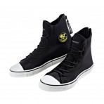 Poseidon One Shoe Black/White