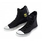 Poseidon One Shoe Black/White