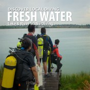 Fresh Water Scuba Diving