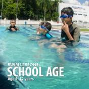 School Age Kids Swim Lesson