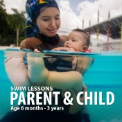 Parent & Child Swim Lesson